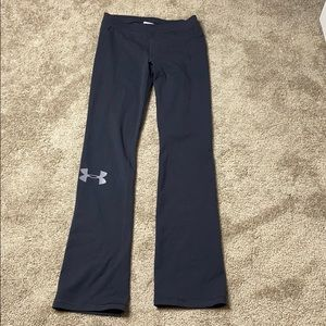NWOT under armour black yoga pants
